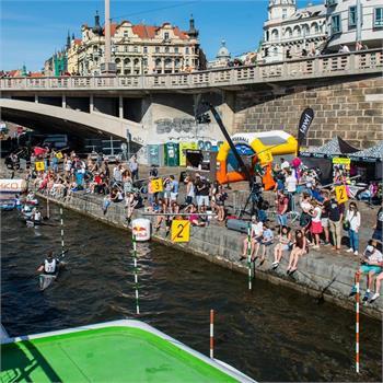 Prague Riverside Cross 2016
