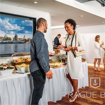 Večeře na lodi - náladovky - 2018
