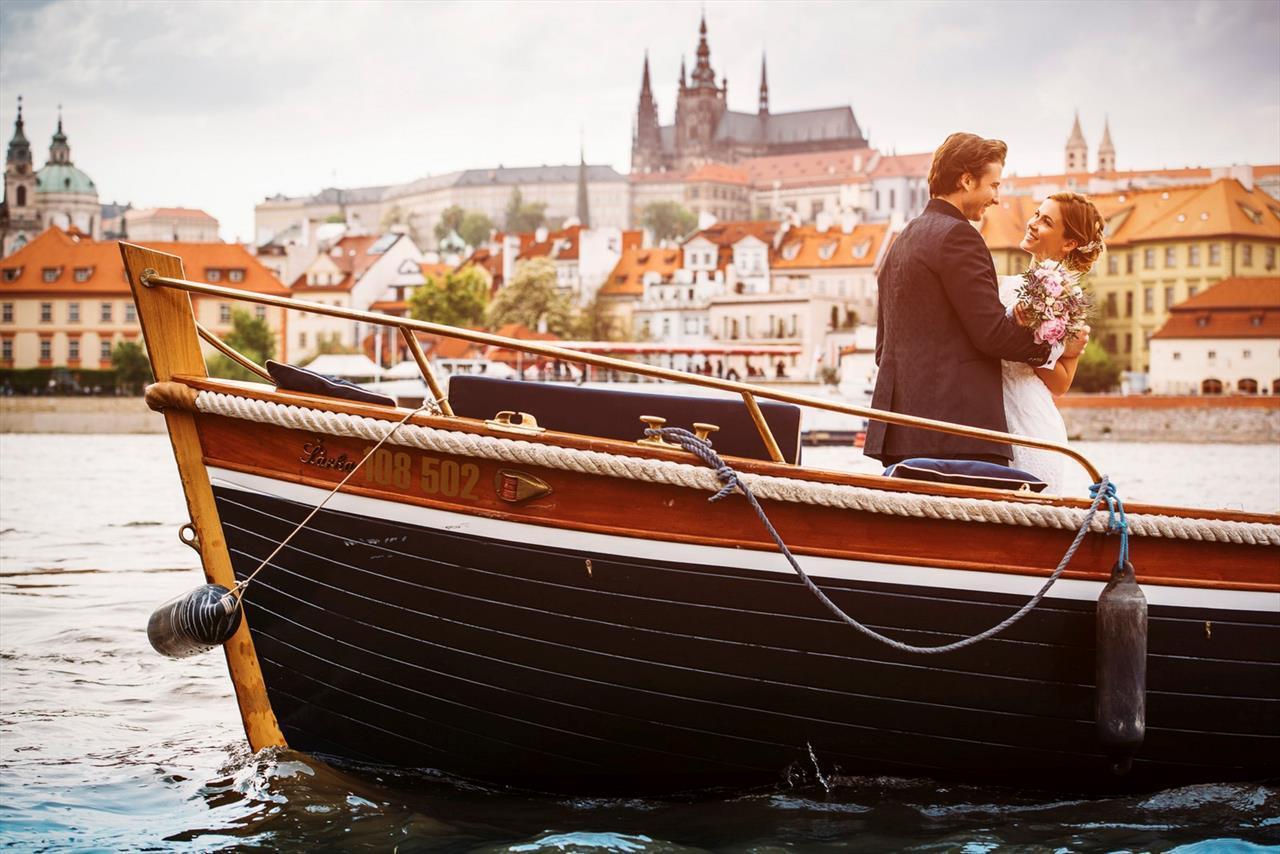 Hochzeit Auf Dem Schiff Prague Boats