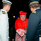 Cardinal Dominik Duka Gave His Blessing to Grand Bohemia