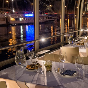 Christmas Events on a Boat