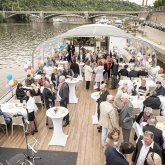 Company parties on board – reserve now