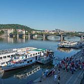 Cruises to Prague Zoo from Nemocnice Na Františku