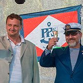 How Were the Celebrations for the 150th Anniversary of the Prague Steamboat Company?