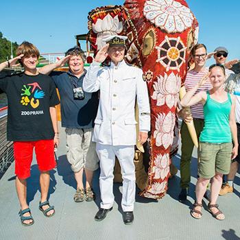 New Season of Cruises to the Zoo