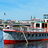 New Timetable for River Cruises from Rašín Embankment