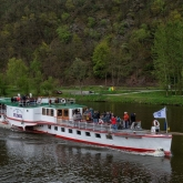 Opening cruise to Slapy this Saturday