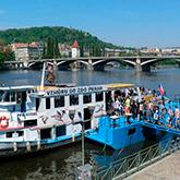 Prague River Cruises Timetable 2013
