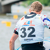 Prague Riverside Cross 2014