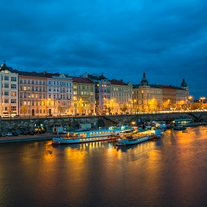 Reserve the Vltava Steamboat for your Christmas Party