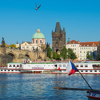 The 149th Season of Prague Steamboat Company In Full Swing