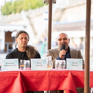 The Vltava Steamboat Hosted The Future of the Riverbanks Debate