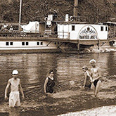 The celebrations for the 150th anniversary of the Prague Steamboat Company are nearing