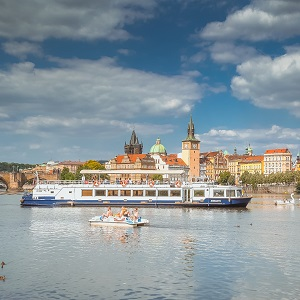 The summer season at the Prague Steamboat Company is in full swing!
