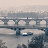 Winter cruises – only from Čech Bridge
