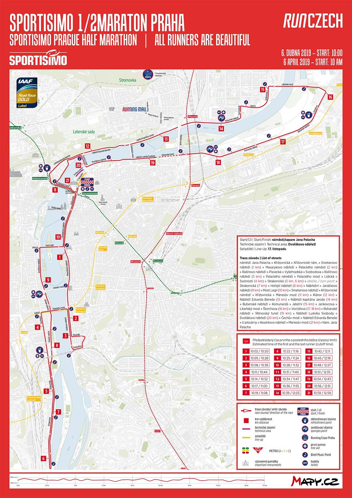 Traffic info