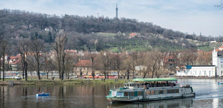 One-hour cruises through Prague begin this weekend