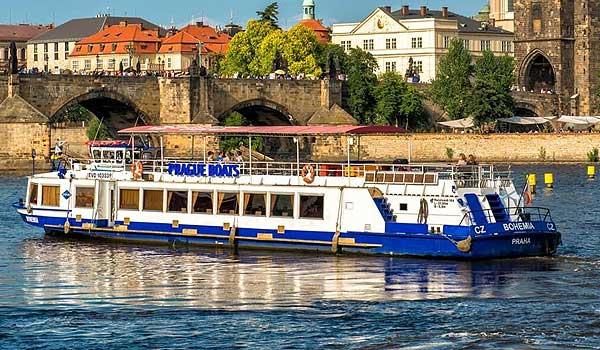 Bohemia boat