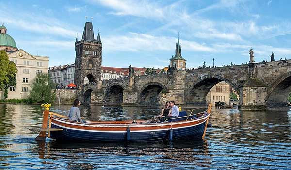 Šárka Boat