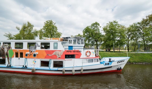 Odra boat