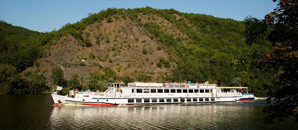 Boat Cecílie