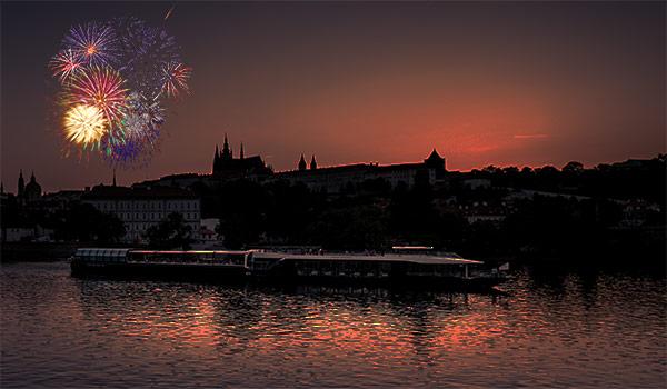 Grand Bohemia New Year's Eve Cruise