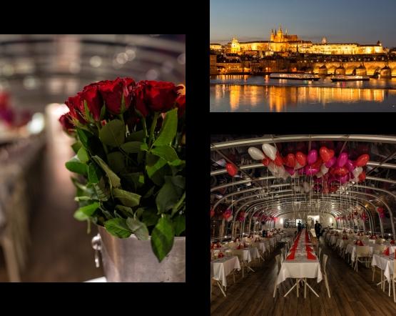 Valentine's Prague by Night on Bohemia Rhapsody